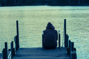 End of the Dock Loneliness by crapmedia1