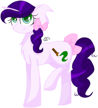 Purple Palette!! by ThePegasisterPony