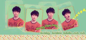 [FB cover ] Chansung by Danti2411