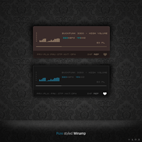 Pure Winamp by ElectroBiT
