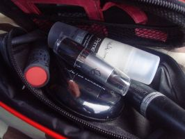 survival kit by PanicPsycho
