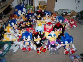 Sonic Collection by blackwubzy