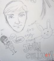 John Cullum Caricature 2 by luella-golightly