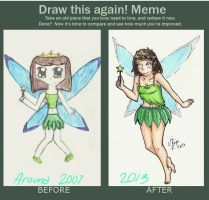 Fairy before and after by guardian-angel15