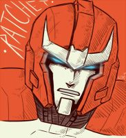 TF MTMTE: Ratchet by Succubii