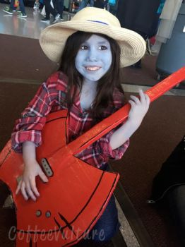 Marceline Cosplay by CoffeeVulture