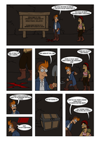 Futurama - Tales of Meatbag Island - PAGE 30 by Spider-Matt