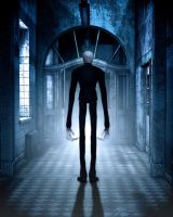 Slenderman Asylum By Night by Buttu1991