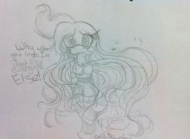 ...Why dont you love me?... by EmilyBlueStar