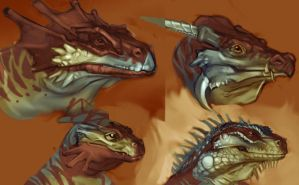 dragonian by anotherdamian
