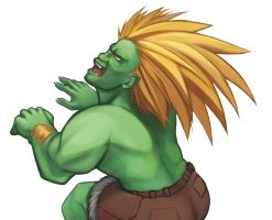 Blanka by hybridmink