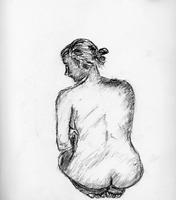 Figure Backside by ChozoBoy