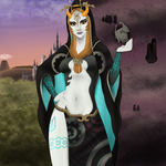 The Legend of Midna by Mikadel