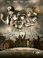 TWEWY Movie Poster by Shulky
