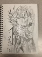 Grimmjow Jaegerjaquez - Bleach by media-overkill