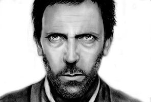 Hugh Laurie by kax3