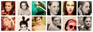 12 icons kristen and emma. by MyloveRobsten