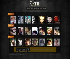 Sxpil Dark Gold Design by 29boby