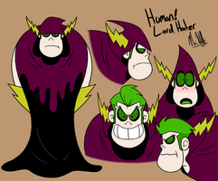 WOY: Human!Lord Hater by risaXrisa