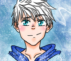 Jack Frost by ghallo-kei