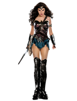 BVS' Wonder Woman - Transparent Background! by Camo-Flauge