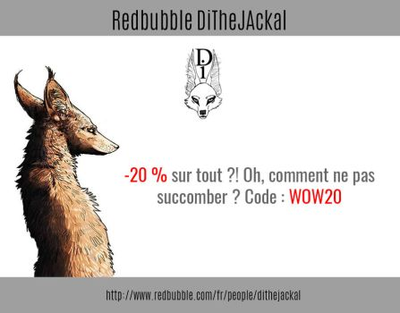Redbubble Promo by ZiokoH