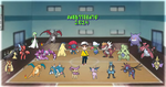 Pokemon Damien Fight Team 2014 by Naruttebayo67