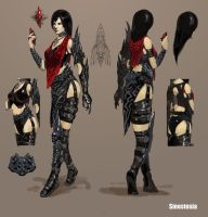 Sinestesia: Dark Mage by Beaver-Skin