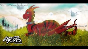 Dragon's Song-Comic teaser by Gashu-Monsata