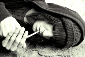 smoking by chriism