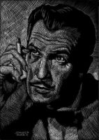 Vincent Price by ras79cal