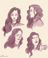Asami Sato by annogueras
