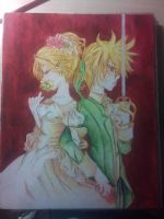 Rin and Len by Patri02