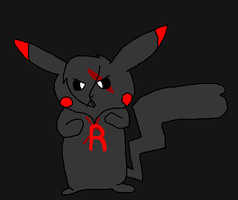 Lost the RocketChu by IceHeartTheWarrior