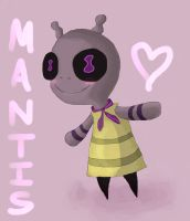 Mantis by Purple-Cream-Cheese