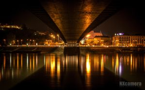 Under The Bridge by NXcamera