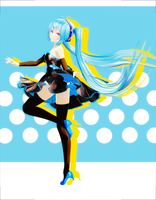 .:MMD:. Pose Practice 02 by RockfanXYuki