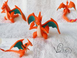 Mega Charizard Y by VictorCustomizer