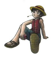 Luffy by Raelys-Fenrika