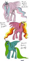MLP - Rulers by vaiya