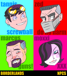 Borderlands NPC gif by gelboyc