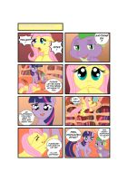 Fluttershy's Remorse by allanah