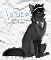 NEW VARCIE says GNARLY by Oo-Whisper-oO