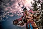 Draven Cosplay - League of Legends by Leon Chiro by LeonChiroCosplayArt