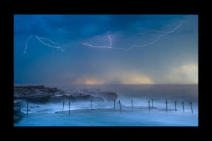 Evening Storm by The-name1ess