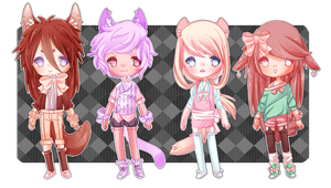 Adopt Collab 001 [ended]pending by PastelBits