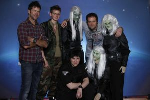 Wraith on FedCon 2010 by XxAbigailxX