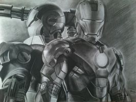 Iron man by Tony0794