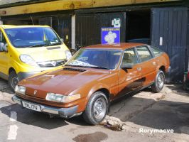 1979 Rover SD1 by The-Transport-Guild