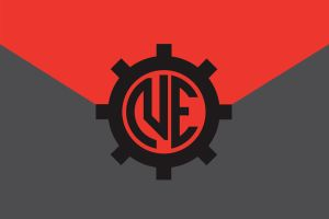 Nitzer Ebb Wallpaper by PaulSizer